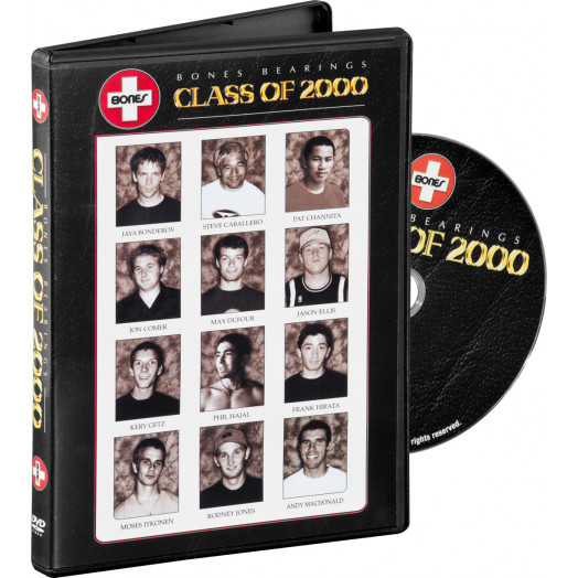 Bones® Bearings Class of 2000 DVD