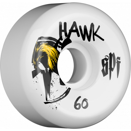 BONES WHEELS SPF Pro Hawk McSqueeb Wheel 60mm 4pk