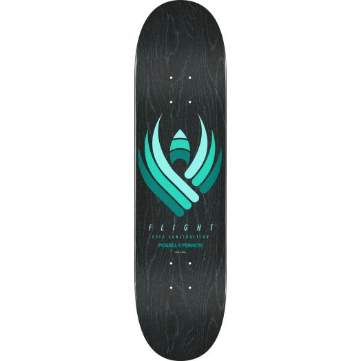 Powell Peralta Flight® Skateboard Deck Black Series - Shape 243 -  8.25x 31.95