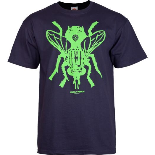 Powell Peralta Fly T-shirt - Navy