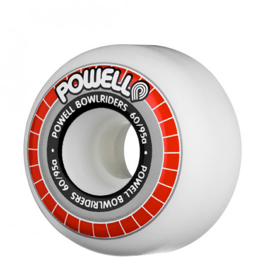 Powell Peralta Bowlriders 60mm 95a (4pack)