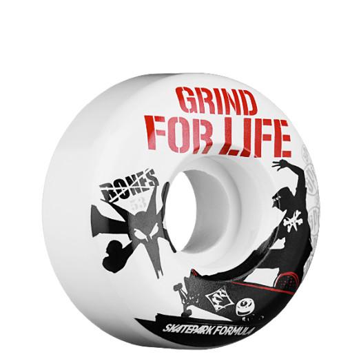 BONES WHEELS Grind for Life 53mm STF Wheel