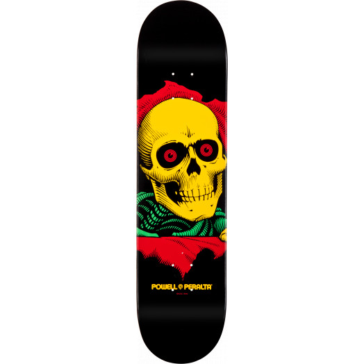 Powell Peralta LIGAMENT BL Ripper 5 Skateboard Deck - 8 x 32.125