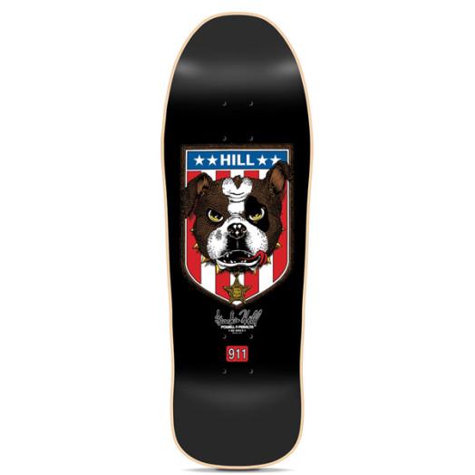Powell Peralta Frankie Hill Pro Bulldog Skateboard Deck - 10 x 31.5