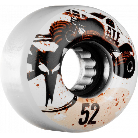 BONES WHEELS ATF Wheel Mudder Fudder 52mm 4pk