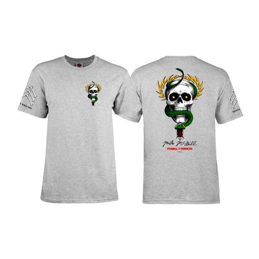 Bones Brigade® McGill Skull & Snake T-shirt - Gray