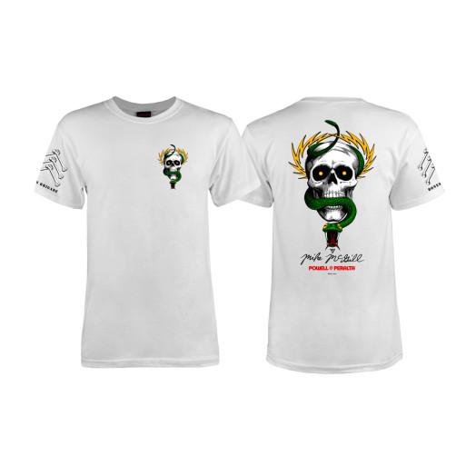 Bones Brigade® McGill Skull & Snake T-shirt - White