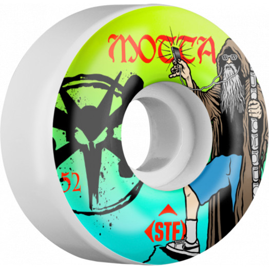 BONES WHEELS STF Pro Motta Hermit 52mm wheels 4pk
