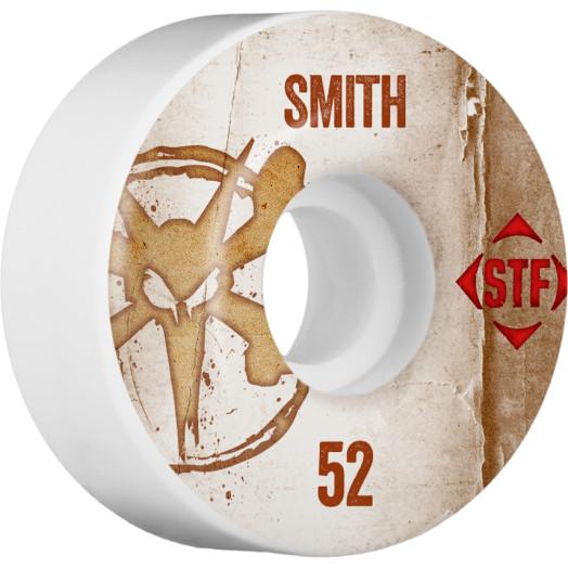 BONES WHEELS STF Pro Smith Team Vintage Wheel 52mm 4pk