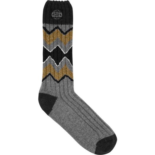 BONES WHEELS Wool Vintage Socks