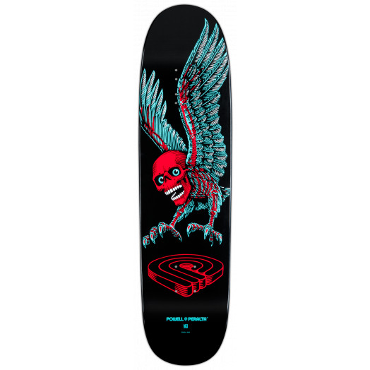 Powell Peralta Deck Funshape Winged Skull - 8.2 x 31.5
