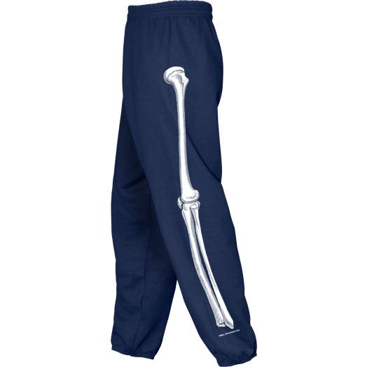 Powell Peralta Leg Bones Sweatpants Navy