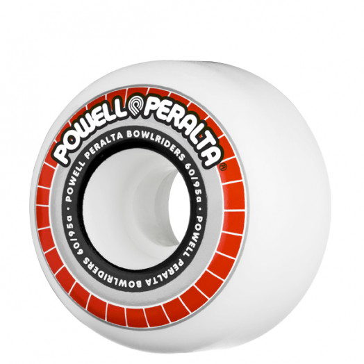 Powell Peralta Bowlriders 60mm 95a (4 pack)