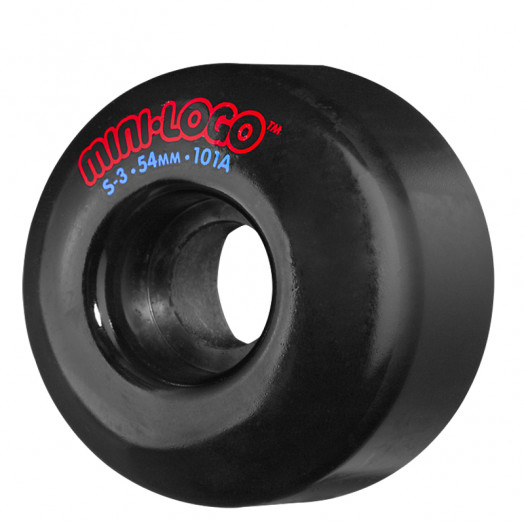 Mini Logo S-3 Wheel 54mm 101a (4 pack)
