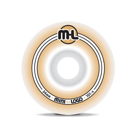 Mini Logo S-3 Wheels 54/101a(4pack)