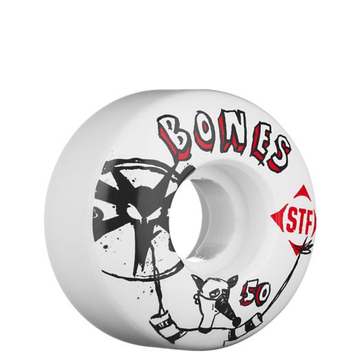 BONES WHEELS STF Los Otros 50mm (4 pack)