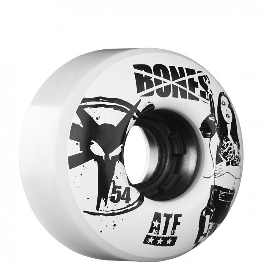 BONES WHEELS ATF Smoking 54mm (4 pack)