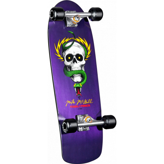 Bones Brigade® Mike McGill Complete Skateboard Purple - 10 x 30.125