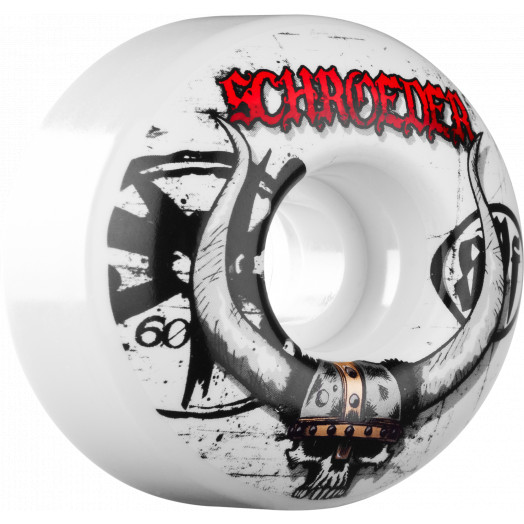BONES WHEELS SPF Pro Schroeder Viking 60mm (4 pack)