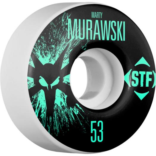 BONES WHEELS STF Pro Murawski Team Wheel Splat 53mm 4pk