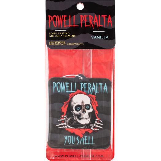 "Powell Peralta ""Ripper"" Air Freshener - Vanilla scented"