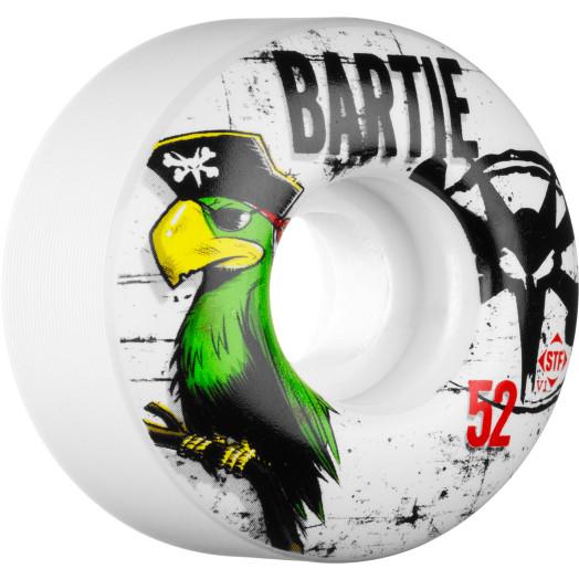 BONES WHEELS STF Pro Bartie Parrot 52mm 4pk