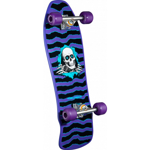 Powell Peralta GeeGah Ripper Complete Assembly Purple - 9.75 x 30