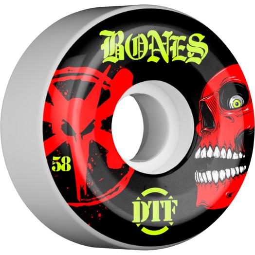 BONES WHEELS DTF Death Wheel 58mm 4pk