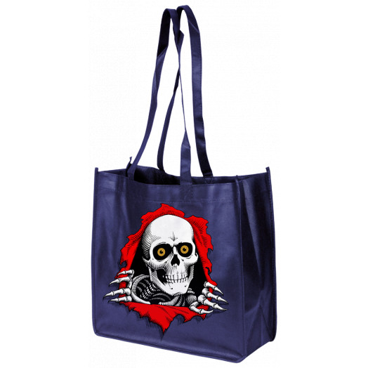 Powell Peralta Ripper Shopping Bag Blue