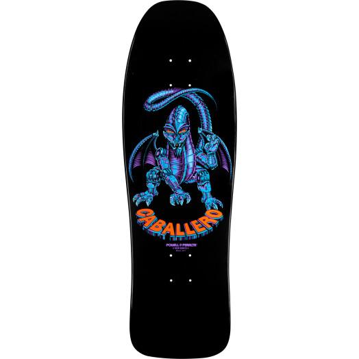 Powell Peralta Steve Caballero Mechanical Dragon Skateboard Deck (Blem) - 10 x 31