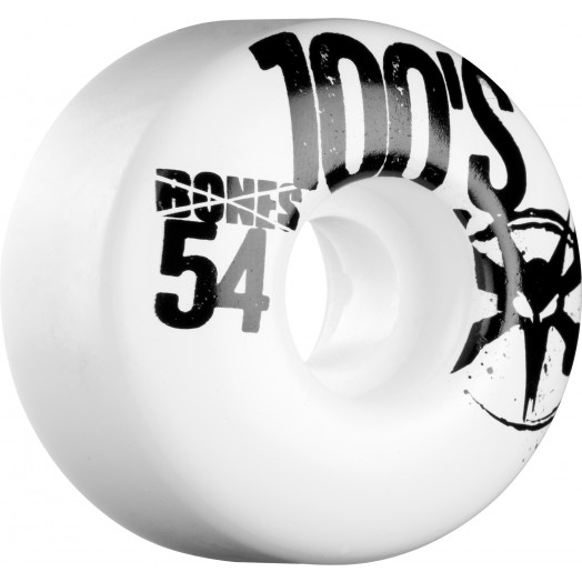BONES WHEELS 100 54mm 4pk