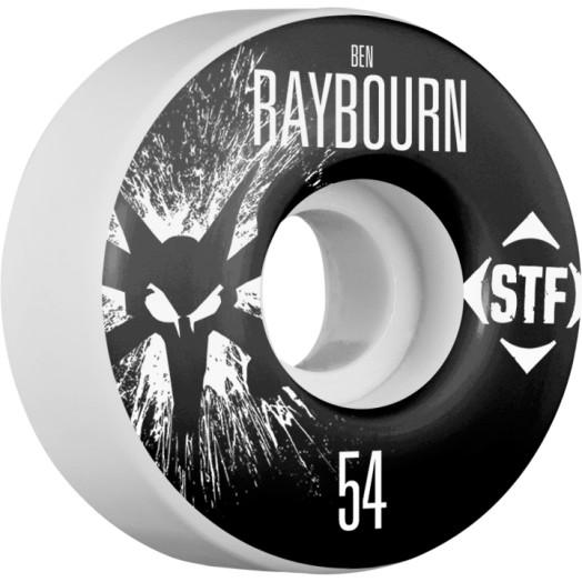 BONES WHEELS STF Pro Raybourn Team Wheel Splat 54mm 4pk