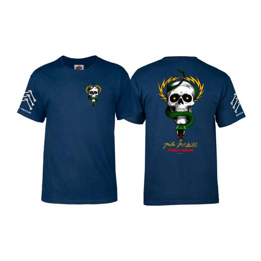 Bones Brigade® McGill Skull & Snake T-shirt - Navy