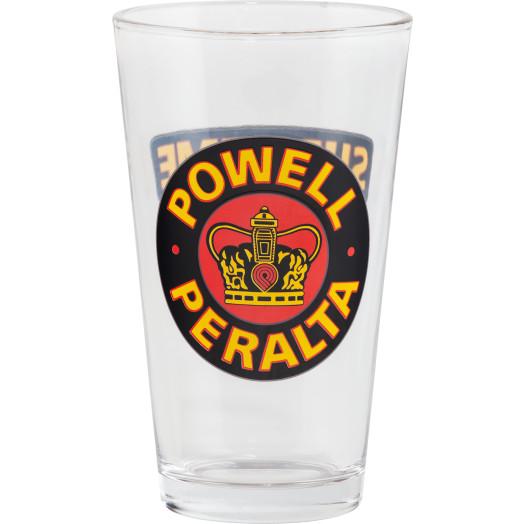 Powell Peralta Pint Glass Supreme
