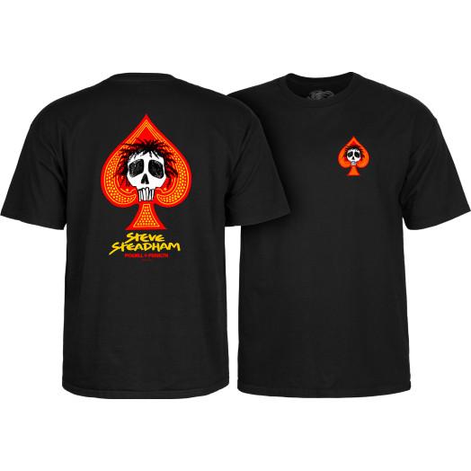 Powell Peralta Steadham T-shirt Black