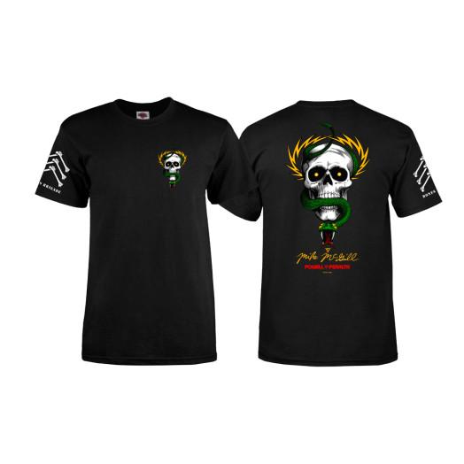 Bones Brigade® McGill Skull & Snake T-shirt - Black