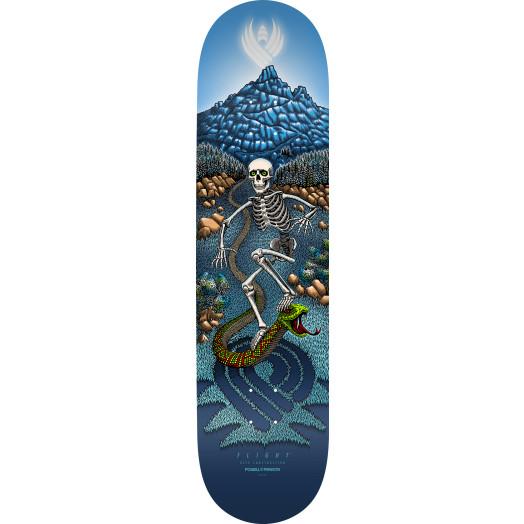 Powell Peralta Pro JM Duran Slidewinder Flight® Skateboard Deck - 8.88 x 34.7