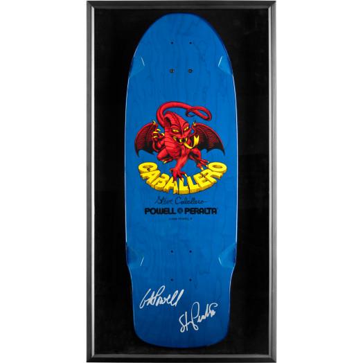 Bones Brigade® Shadowbox Cab BLEM Skateboard Deck Signed by GAP/Stacy