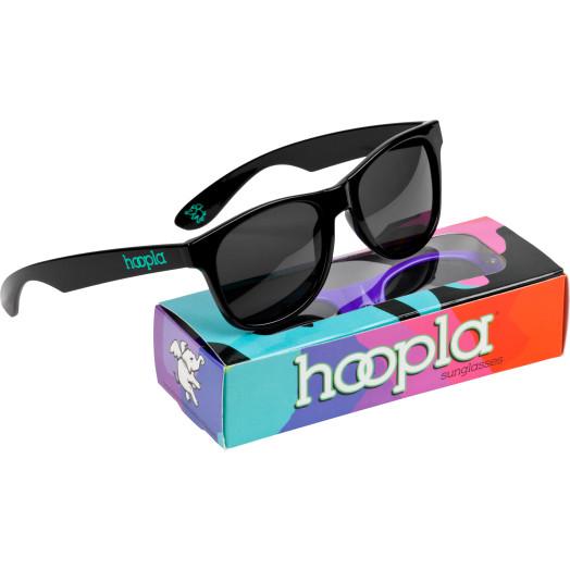 hoopla Sunglasses - Black