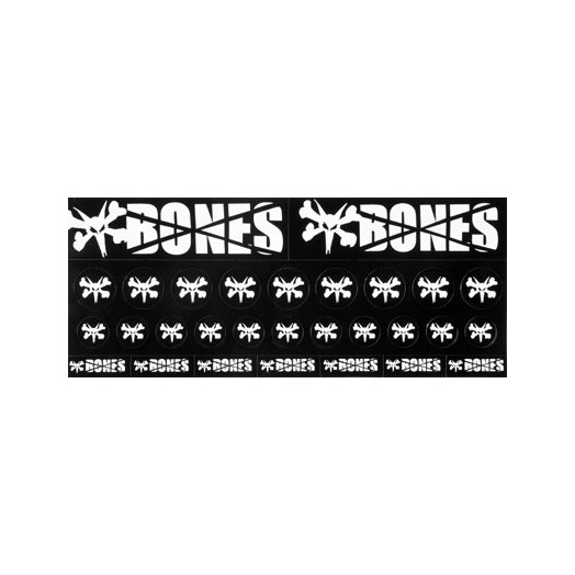 BONES WHEELS Multipack Sticker (Single)