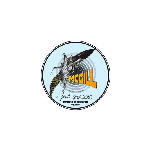 McGill Jet Fighter Sticker (20 Pack)