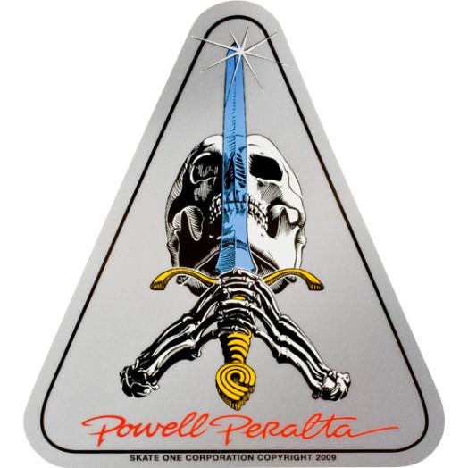 Powell Peralta Skull & Sword Sticker (20 pack)