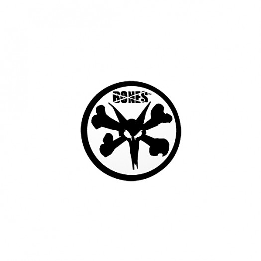 "BONES WHEELS Rat 1.75"" Sticker (Single)"