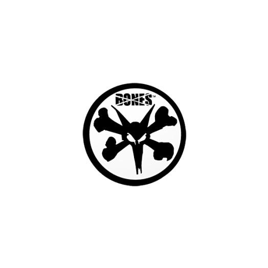 """BONES WHEELS Rat 1.75"""" Sticker (Single)"""