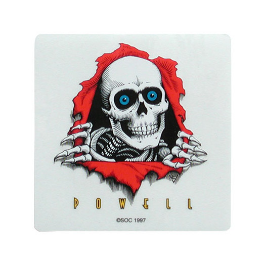Powell Classic Ripper Stickers (20 Pack)
