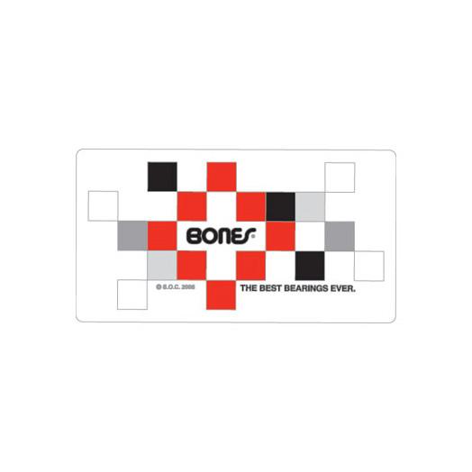 Bones Bearings Swiss Pixel Sticker