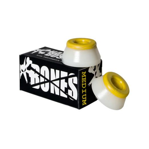 Hardcore Bushings POP (10 Count) Medium Yellow