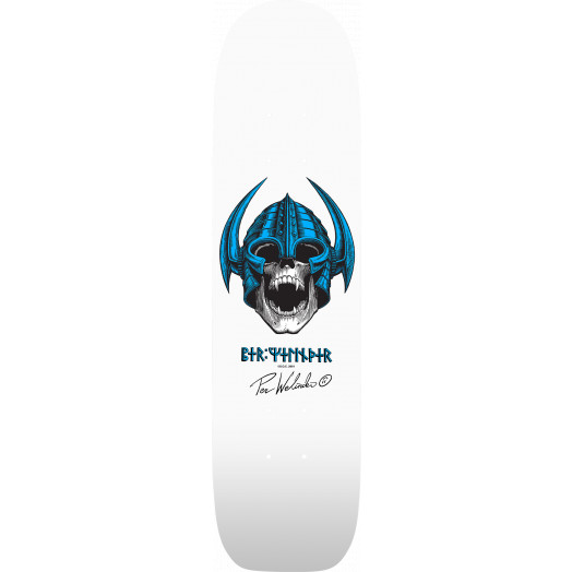 Powell Peralta OG Welinder Freestyle Blem Skate board Deck White