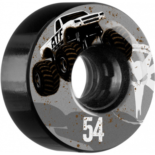 BONES WHEELS ATF Wheel Mudder Fudder 54mm 4pk