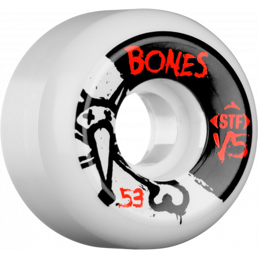 BONES WHEELS STF V5 Series 53mm (4 pack)